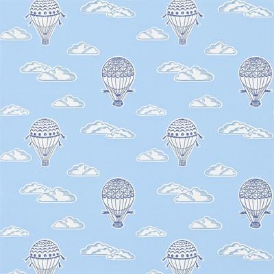 Balloons - Indigo/blue