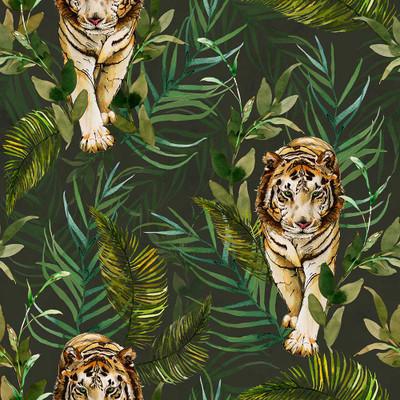 TIGER TIGER - GREEN
