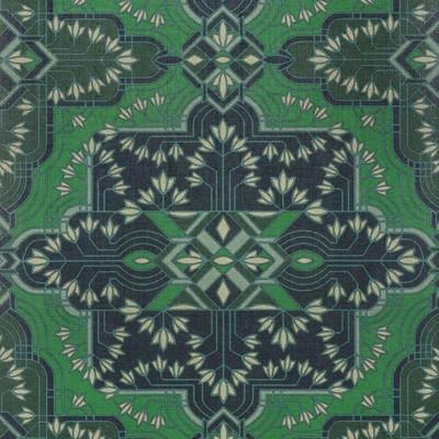 Majorelle - Emerald