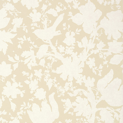 Garden Silhouette - Light Beige