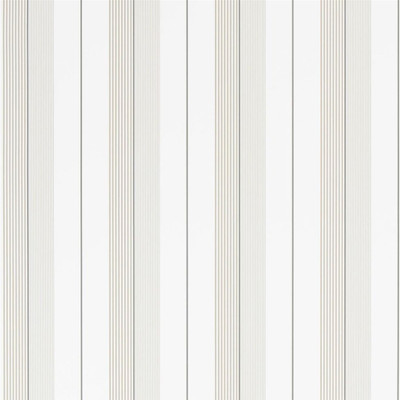 Ralph Lauren Aiden Stripe - Natural / White