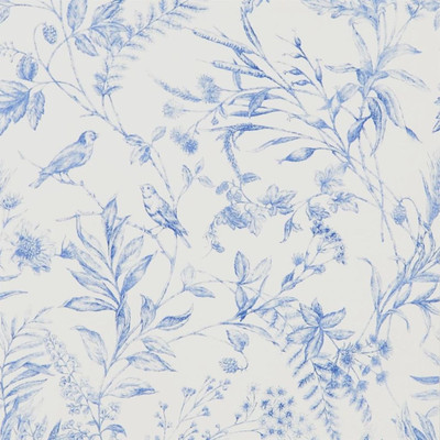 Ralph Lauren Fern Toile - Bluebell