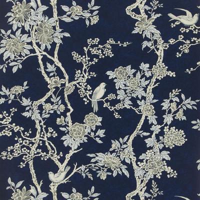 Ralph Lauren Marlowe Floral - Prussian Blue