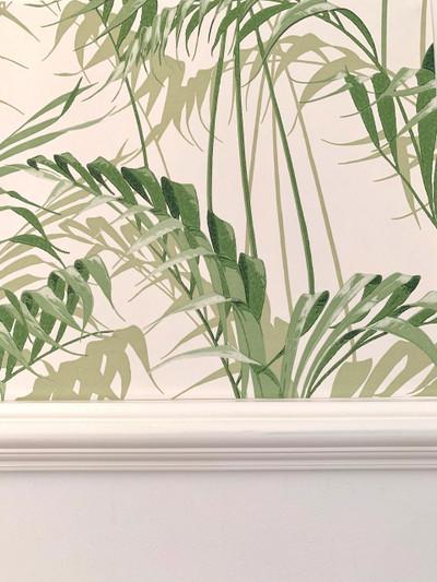 Palm House - Botanical Green