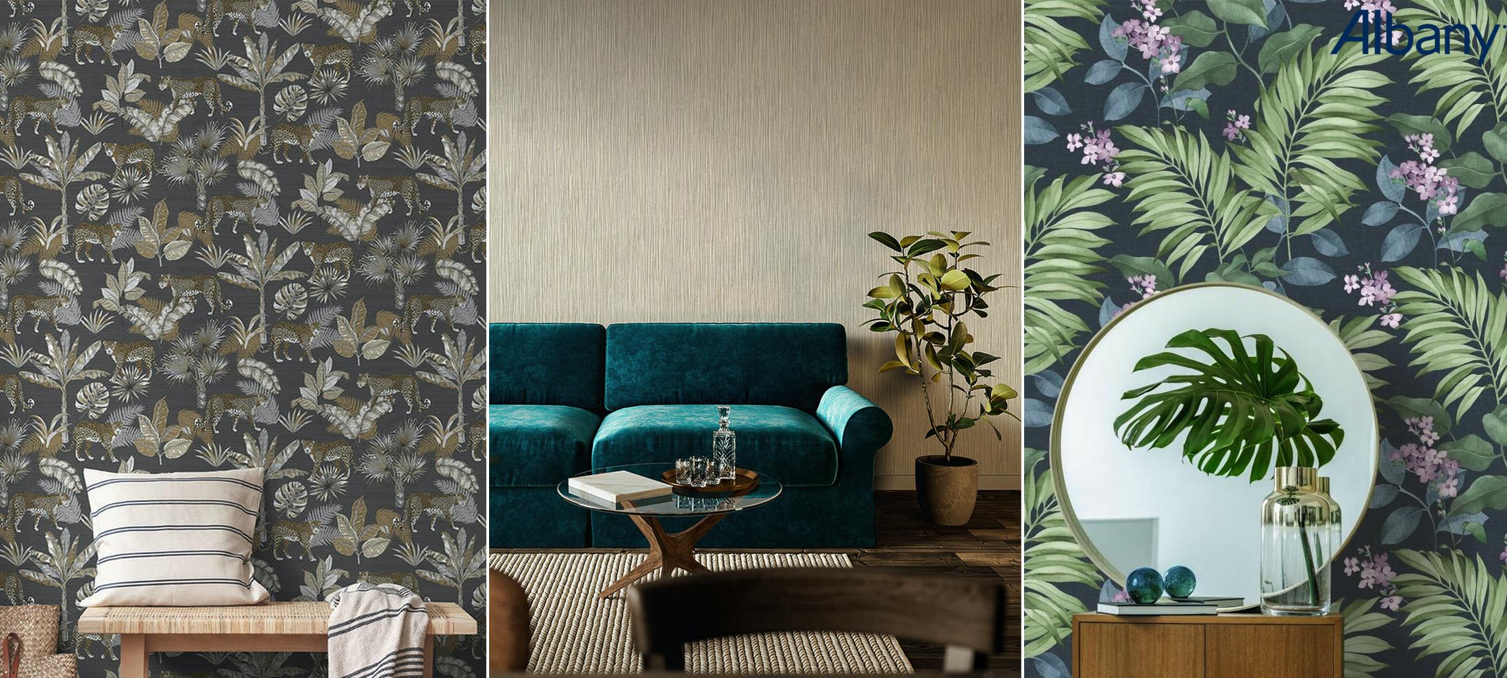 Albany Products Natty Polly Wallpaper Australia