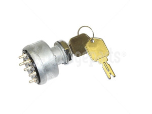HYSTER 1337114 IGNITION SWITCH
