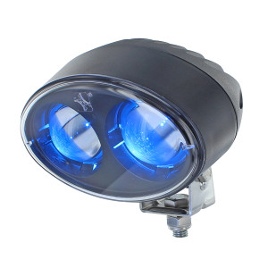 OrangeParts 01291296 Blue Safety Led Light 9-96V