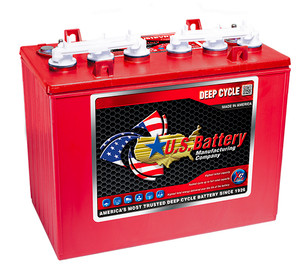 US-12VR XC3 DEEP CYCLE BATTERY US BATTERY