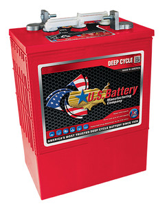 US-L16 XC2 DEEP CYCLE BATTERY us battery