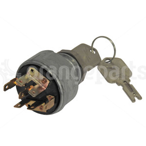HYSTER 2053660 IGNITION SWITCH