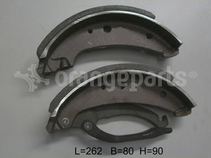 HYSTER 1627117 BRAKE SHOE KIT (2)