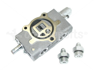 HYSTER 0372731 VALVE SECTION
