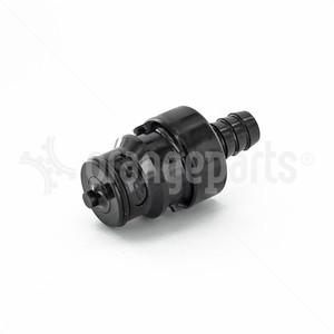 ORANGEPARTS 03441225 CONNECTOR 3/8 INCH 10 MM MALE FLOW-RITE  09FUV1