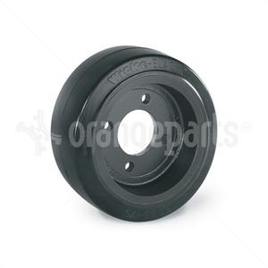 LINDE 00039902310 DRIVE WHEEL DIA 230 MM QTY HOLES 4