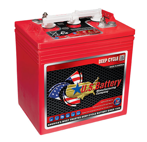 US-2200 XC3 DEEP CYCLE BATTERY US BATTERY