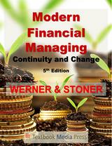 Modern Financial Managing (Black & White Paperback)