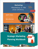 Strategic Marketing Planning Book for Marketing in the 21st Century