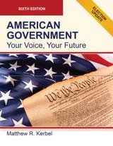American Government 6e (Black & White Paperback)