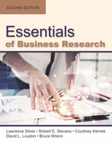 Essentials of Business Research (Black & White Paperback)