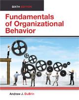 Fundamentals of Organizational Behavior (Sponsored eBook)