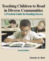 Teaching Children to Read in Diverse Communities (Black & White Paperback)