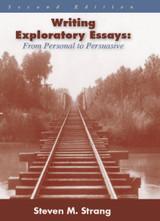 Writing Exploratory Essays (eBook)