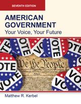 American Government 7e (Sponsored eBook)