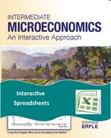 Interactive Spreadsheets: Intermediate Microeconomics