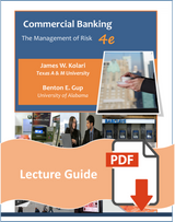 Lecture Guide for Commercial Banking