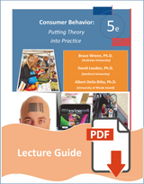 Lecture Guide for Consumer Behavior