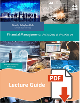 Lecture Guide for Financial Management 8e
