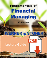 Lecture Guide for Fundamentals of Financial Managing
