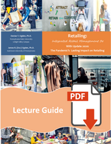 Lecture Guide for Integrated Retail Management
