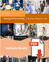 Lecture Guide for Managerial Accounting