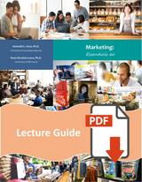 Lecture Guide for Marketing: Essentials 6e