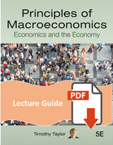 Lecture Guide for Principles of Macroeconomics