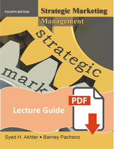 Lecture Guide for Strategic Marketing Management