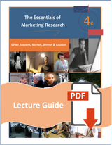 Lecture Guide for The Essentials of Marketing Research