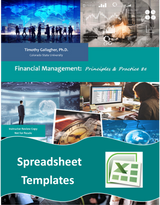 Spreadsheet Templates for Financial Management 8e
