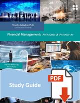 Study Guide for Financial Management 8e