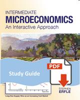 Study Guide Intermediate Microeconomics