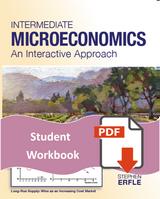 Workbook: Intermediate Microeconomics-Digital
