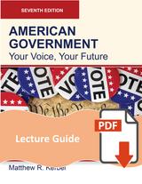 Lecture Guide for American Government 7e