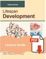 Lecture Guide for Lifespan Development 3e