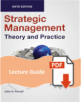 Lecture Guide for Strategic Management