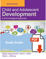 Study Guide for Child & Adolescent Development