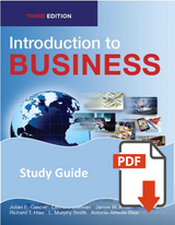 Study Guide for Introduction to Business