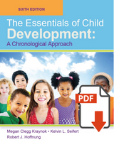 Study Guide for The Essentials of Child Development