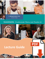 Lecture Guide for Investments
