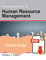 Lecture Guide for Human Resource Management